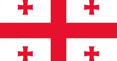 Georgain flag