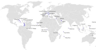 ჯუჯა ქვეყნები რუკაზე